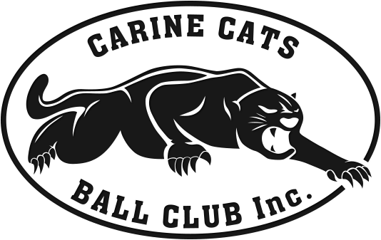 CARINE CATS<span>TEE-BALL</span>40 years of hitting home runs.